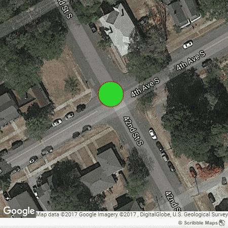 4100 Block, 3rd Avenue South, Avondale, Birmingham, Alabama