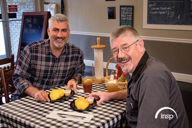 Taylor Hicks - State Plate - Irondale Cafe
