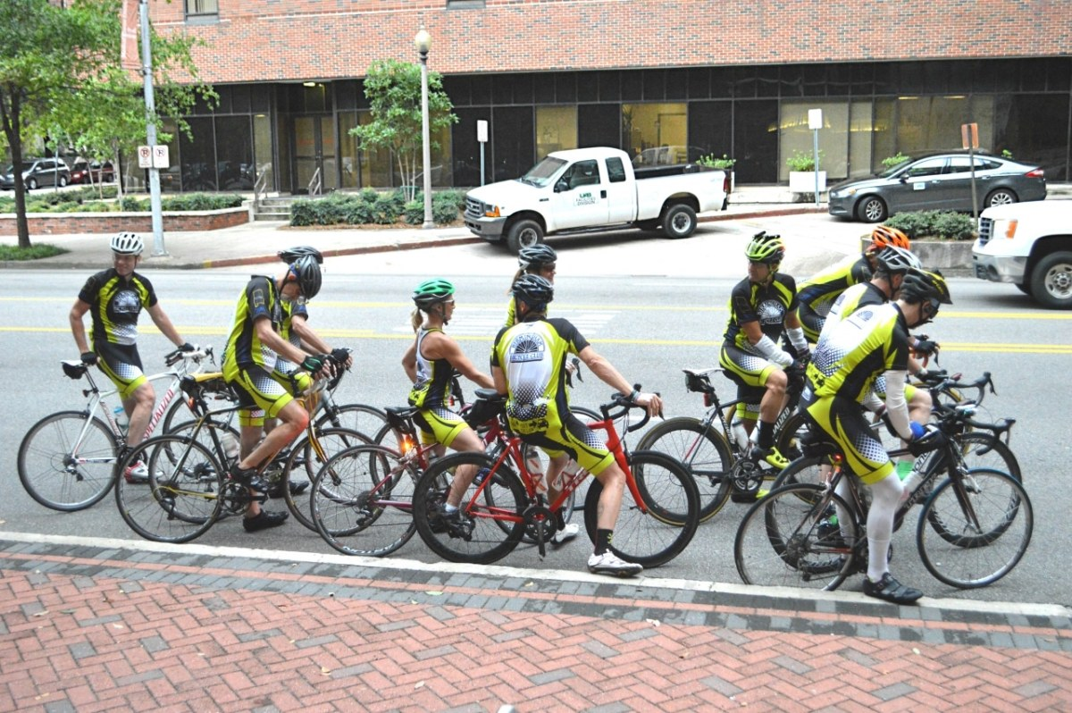 Birmingham bicyclists unite! Help create a network of safe roads and streets