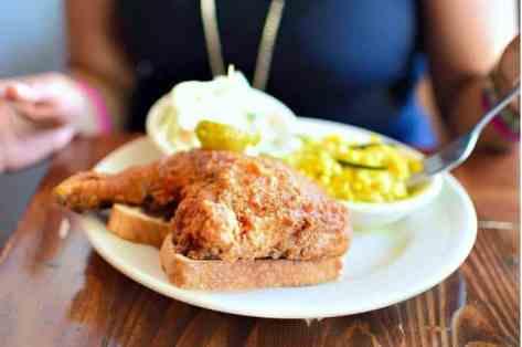 Eugene's Hot Chicken