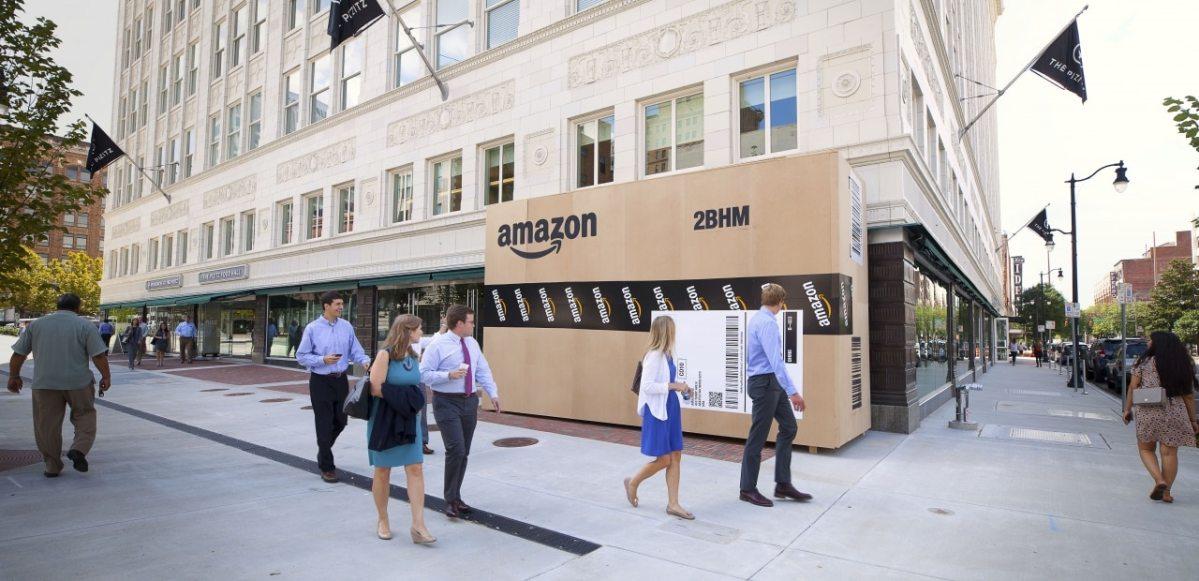 Amazon omits Birmingham from national HQ2 shortlist