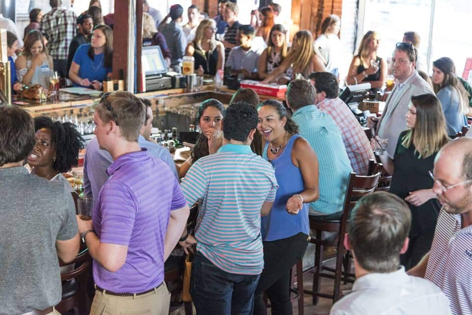 Tonight: YPBirmingham's September Social with a DJ, open bar, and very special guests