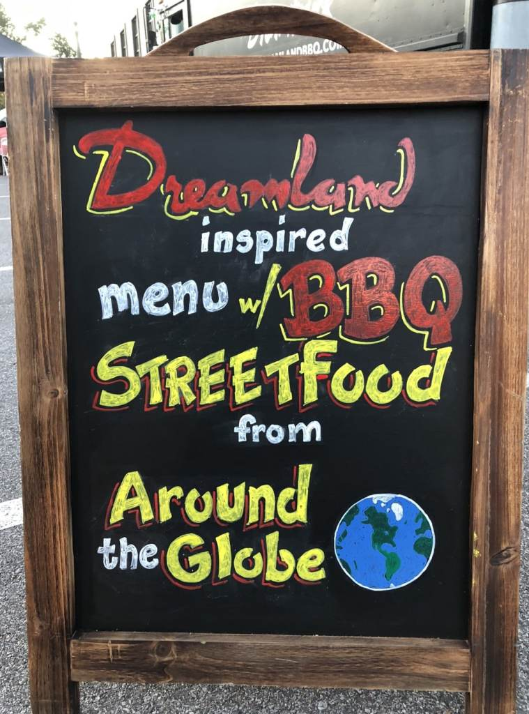 Dreamland Birmingham Food Truck