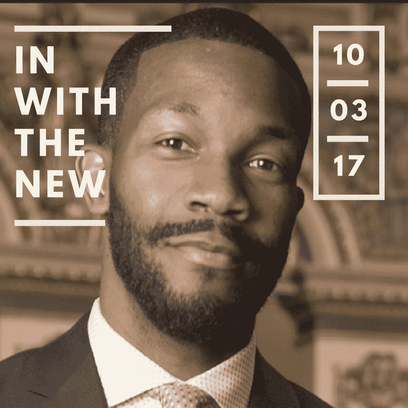 Randall Woodfin is the new mayor of Birmingham