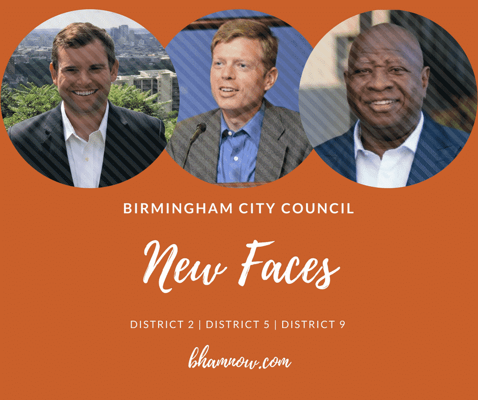 Birmingham votes in new mayor, new council members and new school board members