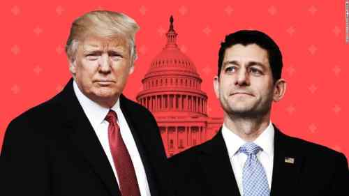 Trump, Paul Ryan, Obamacare, Subsidies