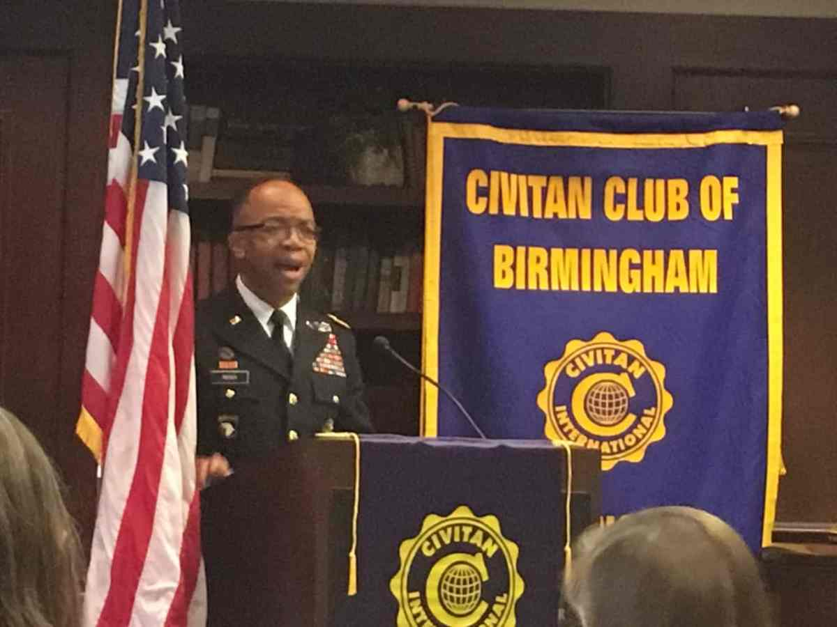 Birmingham police chief stepping down