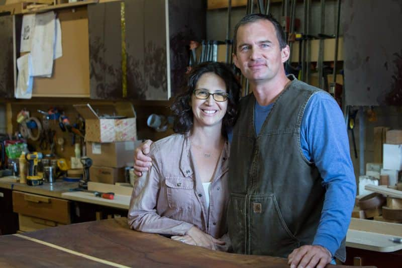 Birmingham furniture maker Alabama Sawyer wins Garden & Gun Made in the South prize