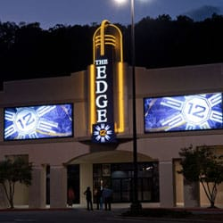 The Edge 12 movie theater in Birmingham