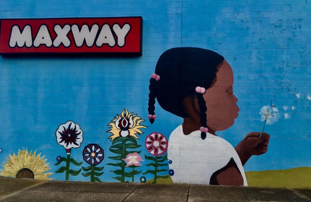 Celebrate Birmingham's magical outdoor murals (16 photos)