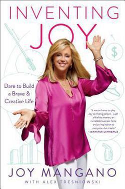 Joy Mangano, Alex Tresniowski, Inventing Joy, Book, HSN, Author, Miracle Mop, Huggable Hangers, Birmingham, Alabama, BAM, Books-A-Million