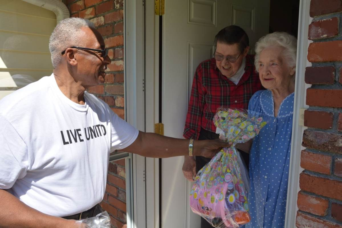United Way: Become a Meals on Wheels volunteer today