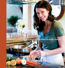 Tasia's Table, Birmingham, Alabama, Cookbook