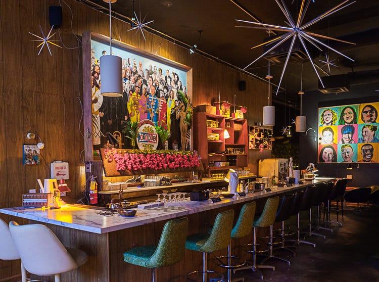 Birmingham, The Atomic Lounge