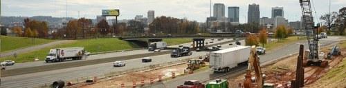 ALDOT, Birmingham, Alabama, Bridge, I-20/59, I-65, closures, traffic, project