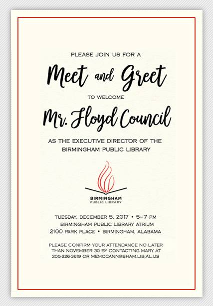 Meet greet new bpl director floyd council bham now meet greet new bpl director floyd council m4hsunfo