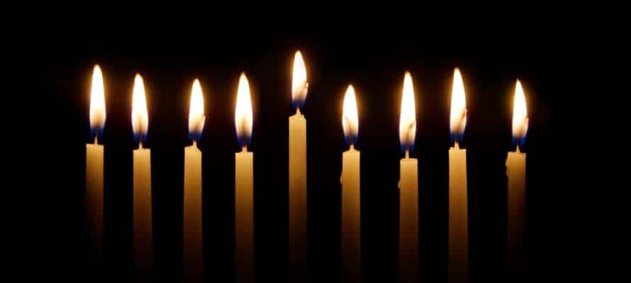 Chanukah 5778: It's gonna be lit!