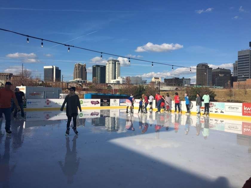 ice skating birmingham alabama