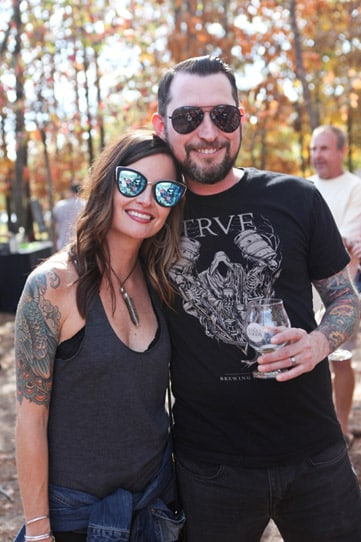 Enjoy a photo recap of Moss Rock Festival, Hoover's Eco-Creative event.
