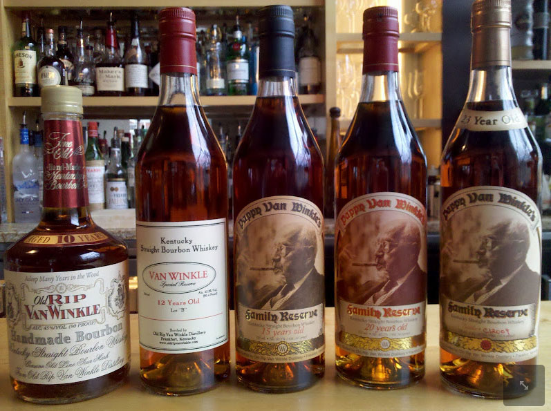 Pappy Van Winkle Bourbon hits Birmingham shelves November 13