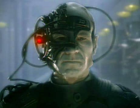 we are BORG