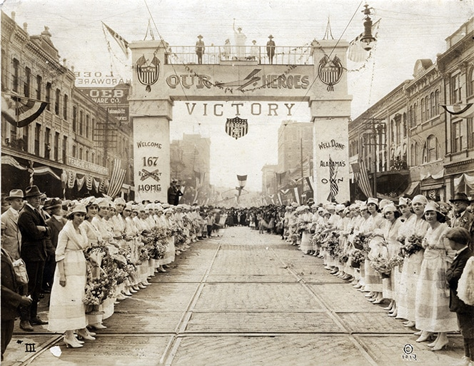 Birmingham Public Library Archives presents two WWI events in November
