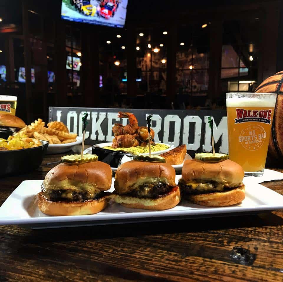 Walk-On's, sports bar from Louisiana plans 3 locations in Birmingham