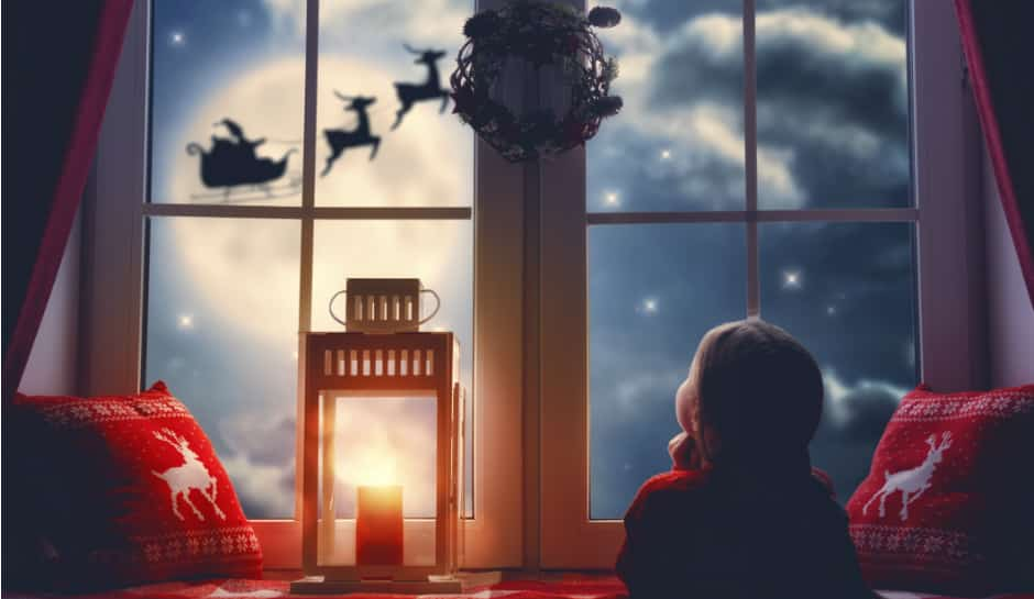 Birmingham, here's how to track Santa's sleigh this Christmas Eve