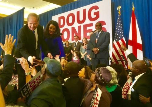 Doug Jones, Senate, Senator, election, Birmingham, Alabama