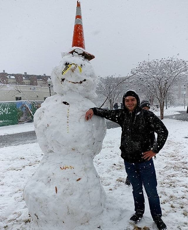Snowmen take over Birmingham: photo gallery