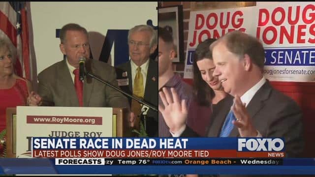 'Raw tone' of Alabama Senate race stirs up questions about campaign contributions