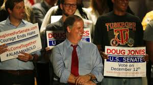 Birmingham, Alabama, Doug Jones, Senate, election
