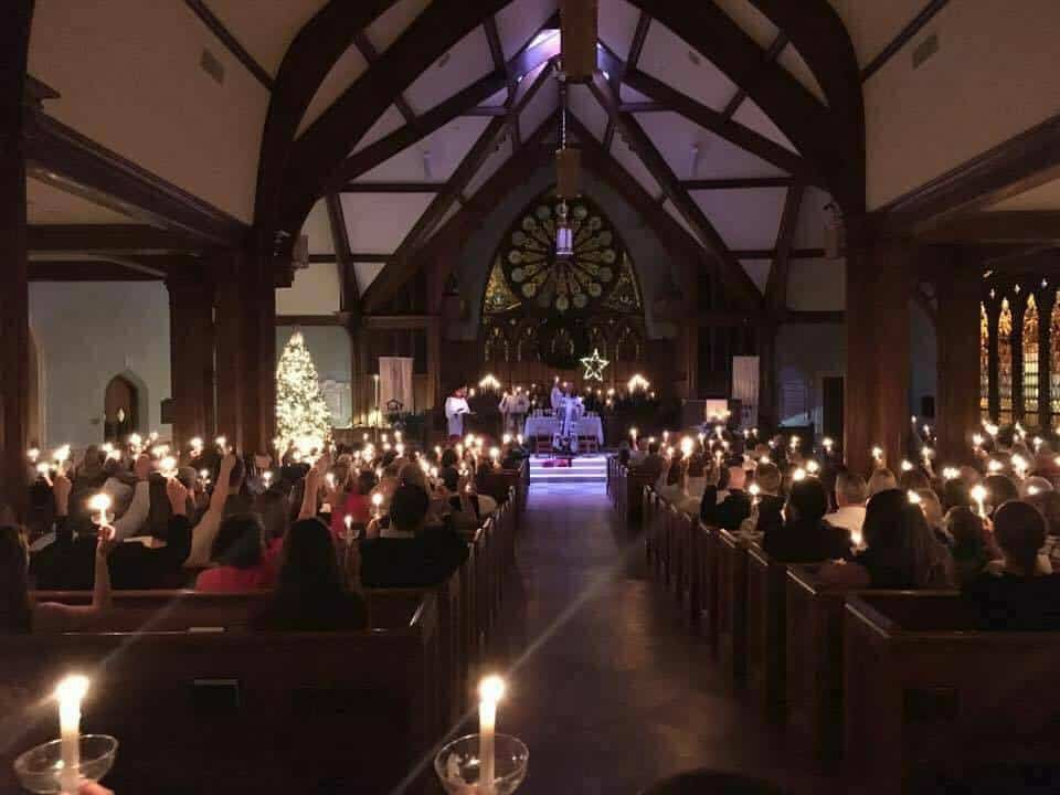 Christmas church services happening around Birmingham