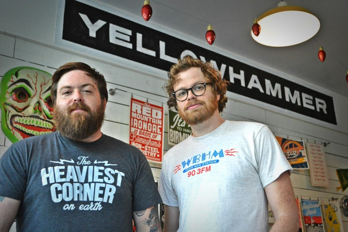 Small Business Monday- spotlight on Yellowhammer Creative