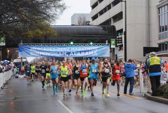 Birmingham, Mercedes Benz Marathon, Mercedes-Benz Marathon, fundraisers, marathons