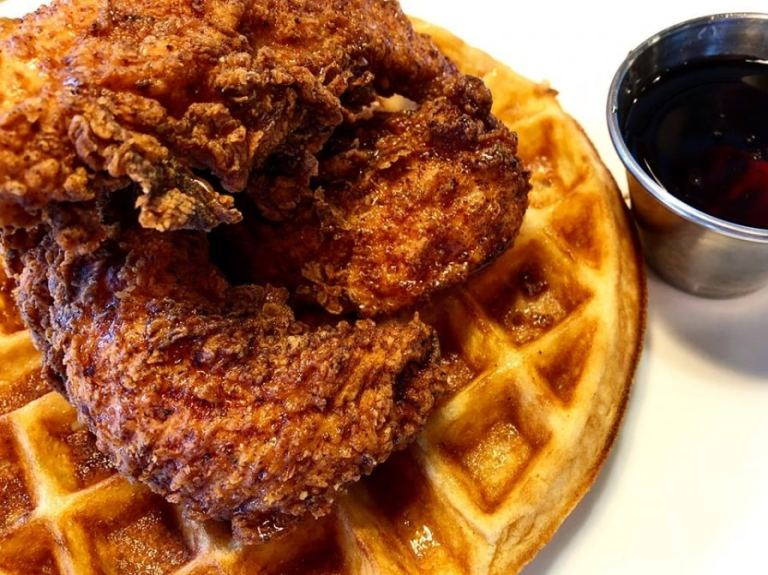 Celebrate national chicken and waffles day with these top spots in Birmingham
