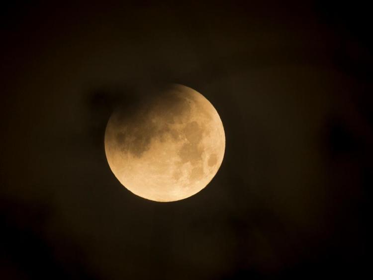 Super Moon Birmingham