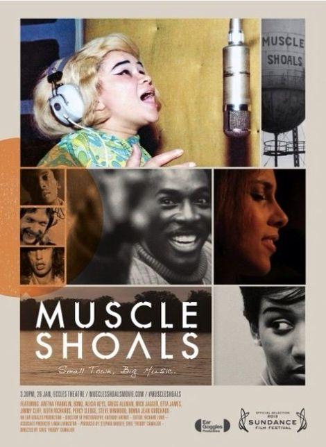 Birmingham, Muscle Shoals