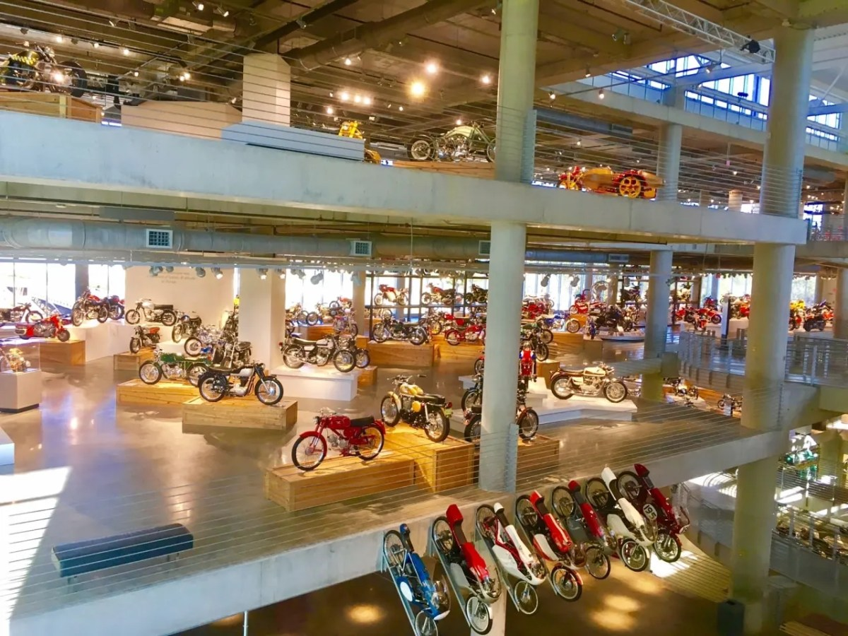 "Barber Vintage Motorsports Museum named ""Best Alabama Attraction"" by USA Today readers"