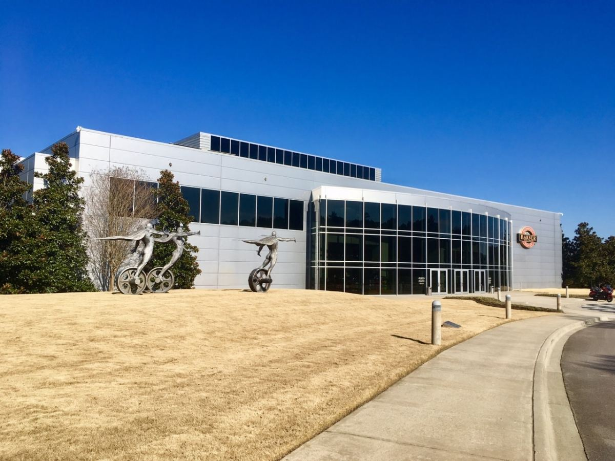 Barber Motorsports Museum is now open, just in time to cast your vote for USA Today 10Best contest