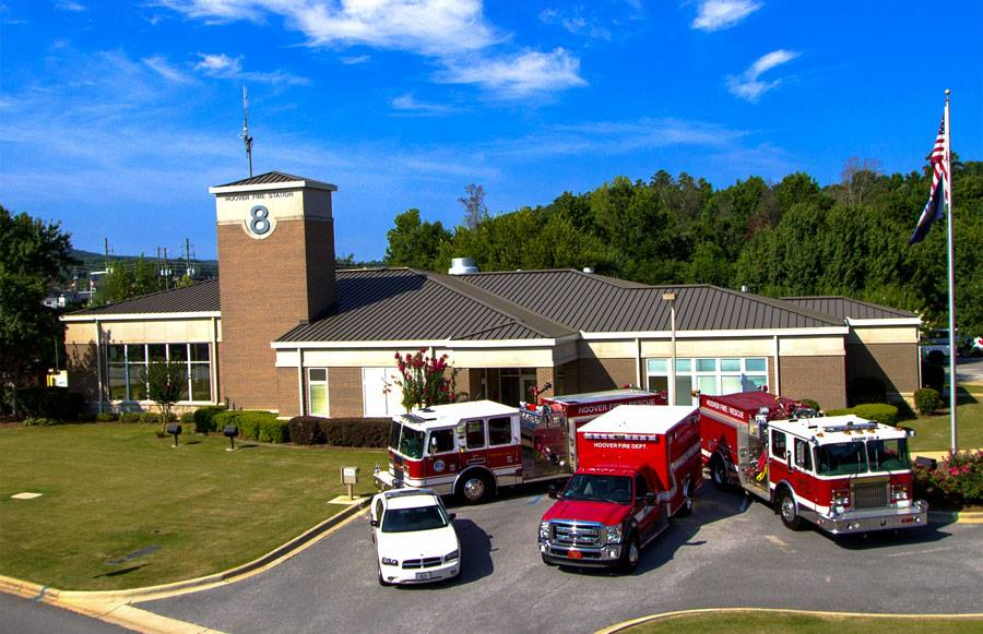 Birmingham, Hoover Fire Department, Hoover Fire Station 8, firefighters, fire and rescue, Birmingham fire and rescue, Derrek Oldham