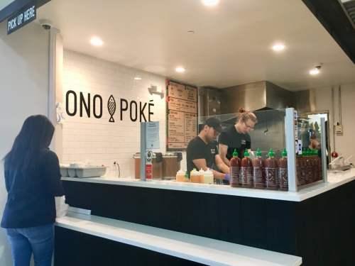 Ono Poke, Birmingham