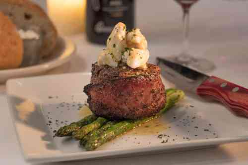 Birmingham, Perry's Steakhouse and Grille, Valentine's Day