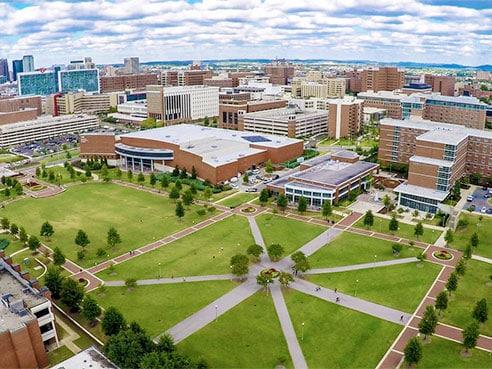 Birmingham, UAB, University of Alabama at Birmingham, education