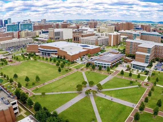 UAB ranked one of the top young universities in the U S  by