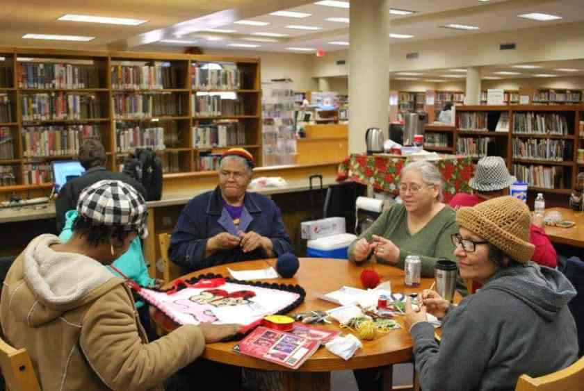 Birmingham, crafts, arts and crafts, Birmingham Public Library