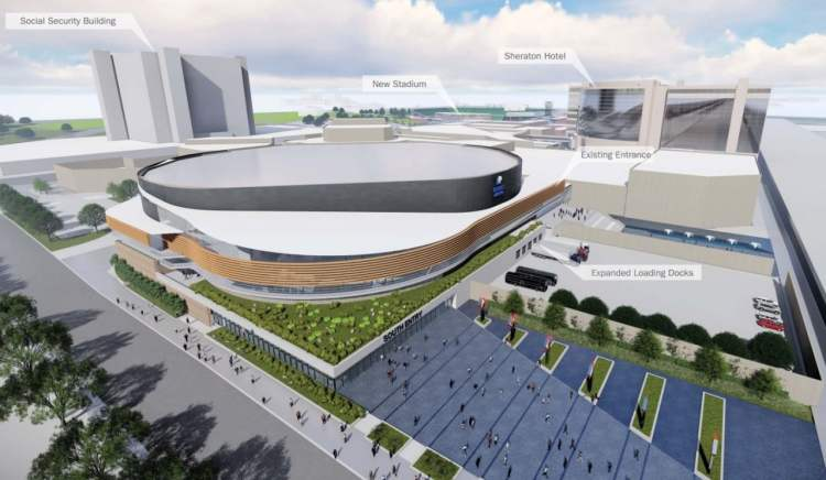 Get Ready For A New Legacy Arena At The Bjcc In Birmingham