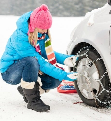 Birmingham, winter, winter weather, driving, driving safety, winter driving safety, emergency car kit