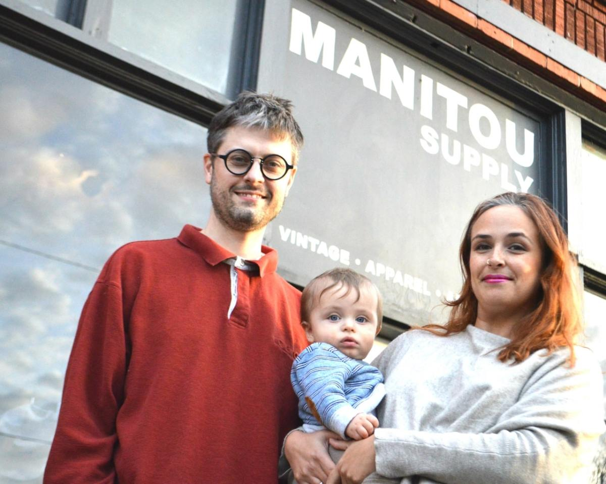 Birmingham vintage store, Manitou Supply, begins plans to rebrand its shop