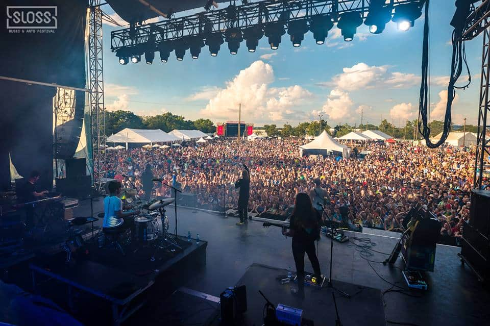 The 2018 Sloss Fest lineup dropped and we are here for it